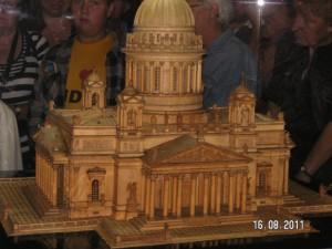 Монферран. Исаакиевсий собор.