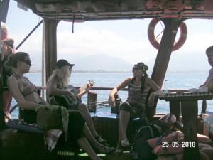 экскурсия из алании. яхт-тур