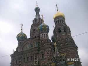 собор Спас-на -Крови
