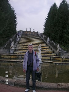Санкт-Петербург. Петергоф. Фонтаны