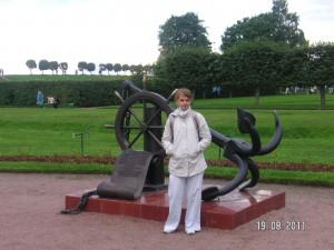 Санкт-Петербург. Петергоф.