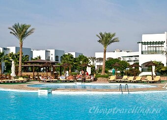 Отель Coral Beach Resort Montazah