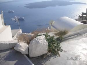 С Крита на Санторини (часть вторая)