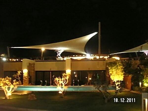 Вечер в отеле
