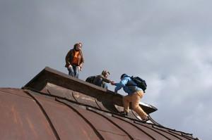 """""""Скрипач на крыше"""""""