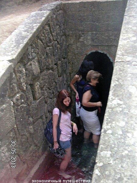 тоннель молодости