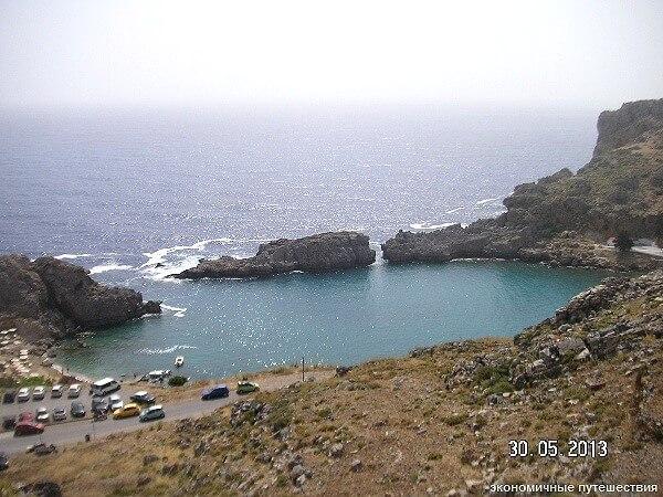 Бухта Святого Павла