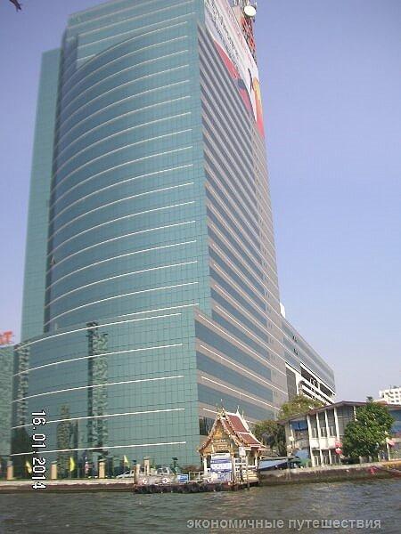 небоскрёб в Бангкоке
