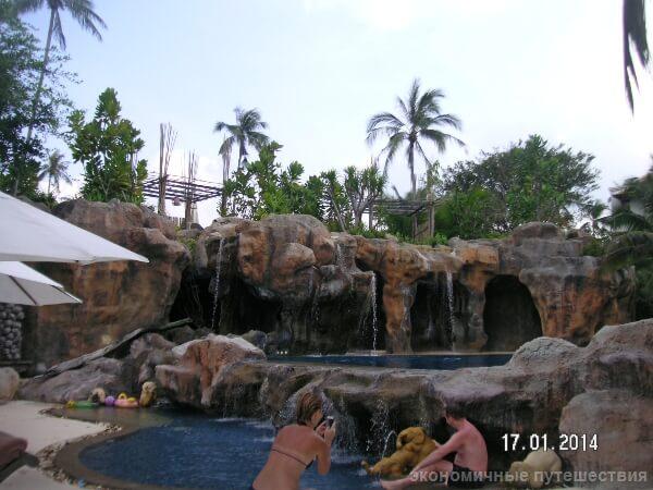красивое место tailand-samui
